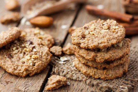 Несколько рецептов овсяного печенья