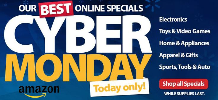 Cyber Monday 2015 -  Cyber Monday 2015 will be here soon. We hope you're not planning to spend all your money on Black Friday because Cyber Monday is here to take the Internet by storm.  Cyber Monday was created on 2005 to promote online shopping. Since then, it has become somewhat of a tradition on the Monday after ... #CyberMondayDeals, #CyberMondaySales -  #CyberMonday