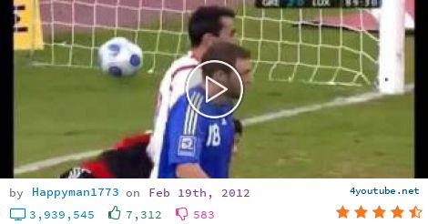 Funniest Own Goals Top 10 (6.29 MB) - Video Download | Download From Youtube - A top 10 of the funniest own goals. ABOUT GOAL 8: http://www.goal.com/en-gb/news/2896/premier-league/2010/09/04/2103271/jamie-carragher-fulfils-boyhood-dream...