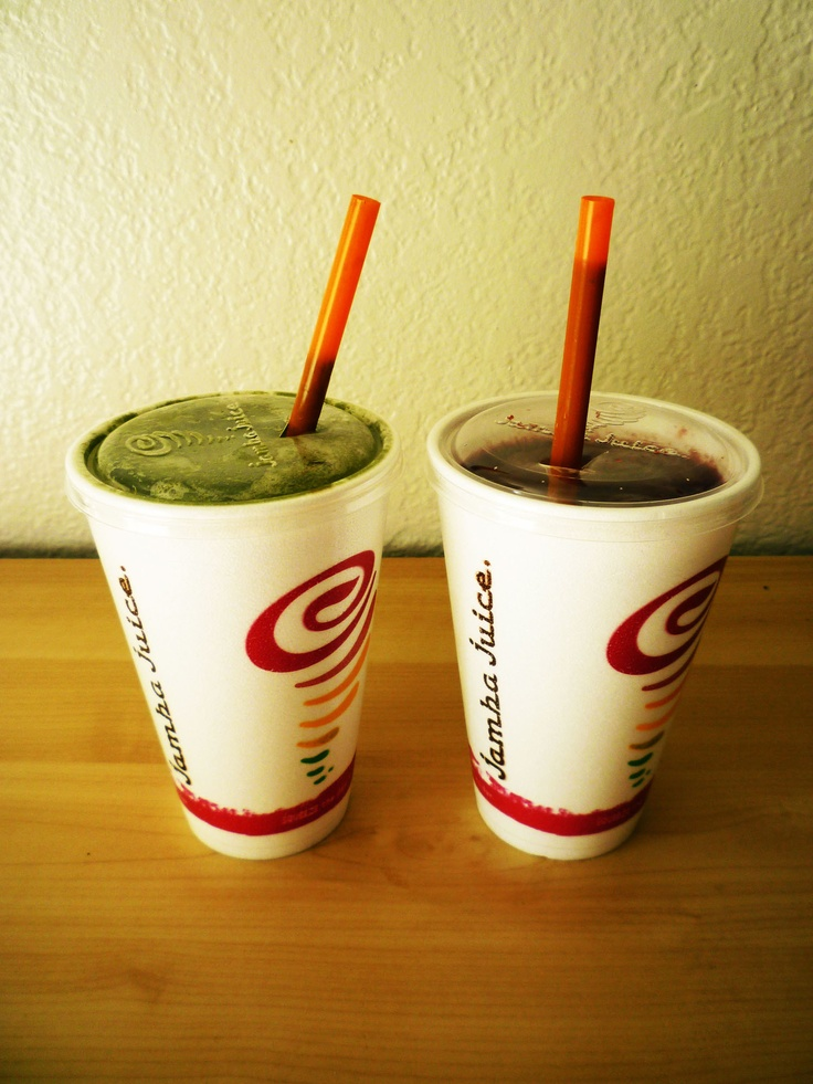 Jamba Juice has three options for meals during a juice fast: Apple 'n Greens, Berry upBEET, and Orange Carrot Karma!