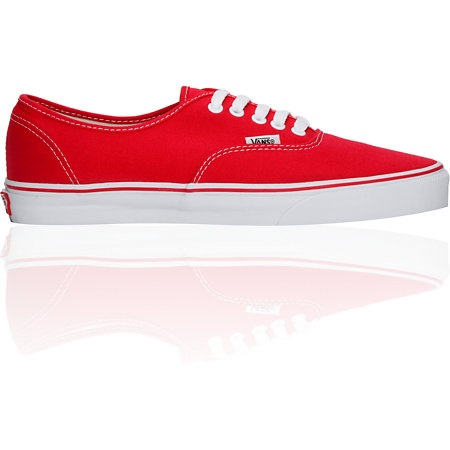 Authentics x Red, nothing better than a crispy pair of these.