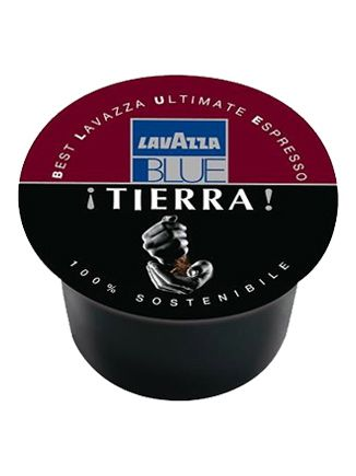 #LavazzaBLUE #Espresso #Tierra Capsules Free shipping available for this item! Check our shipping policies for details. This item is also kosher certified!  A new blend from the farms of the Forest Alliance, a non-governmental organization active in promoting sustainable coffee.