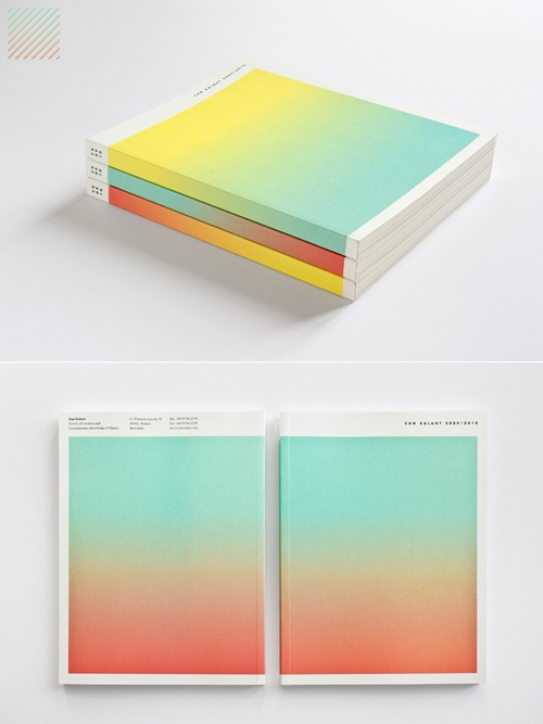 booklets designed by Albert Ibanyez