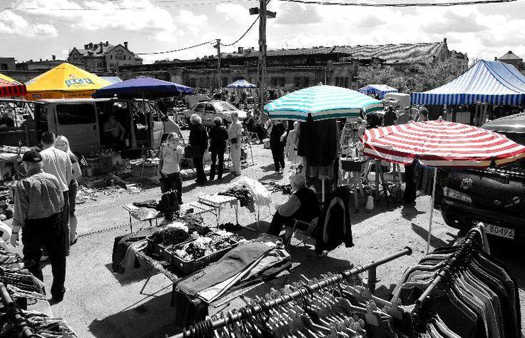 Na starociach... On the flea market...