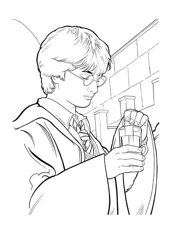 best 67 coloriages harry potter images on pinterest other hogwarts printers and coloring pages. Black Bedroom Furniture Sets. Home Design Ideas