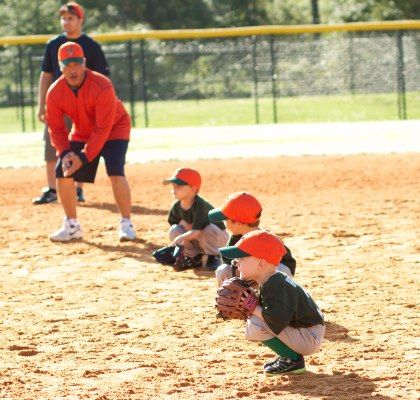 A New T-Ball Season is Upon Us! New Tee Ball Coach's Guide to Success
