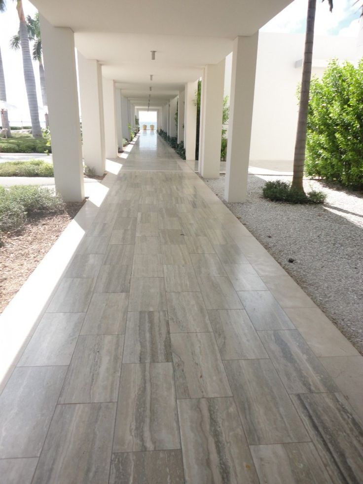 silver travertine - I am in big LOVE!