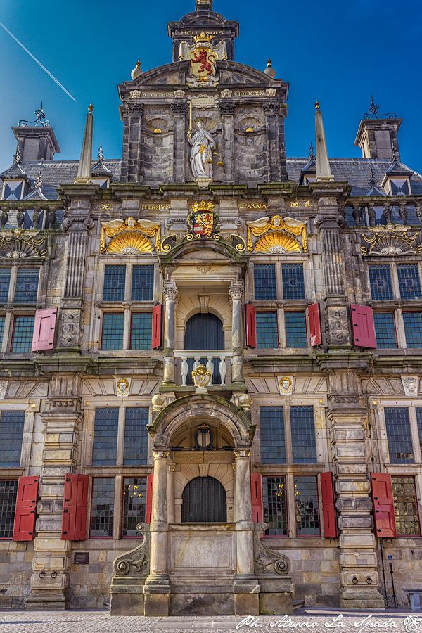 City Hall - Delft - The Netherlands