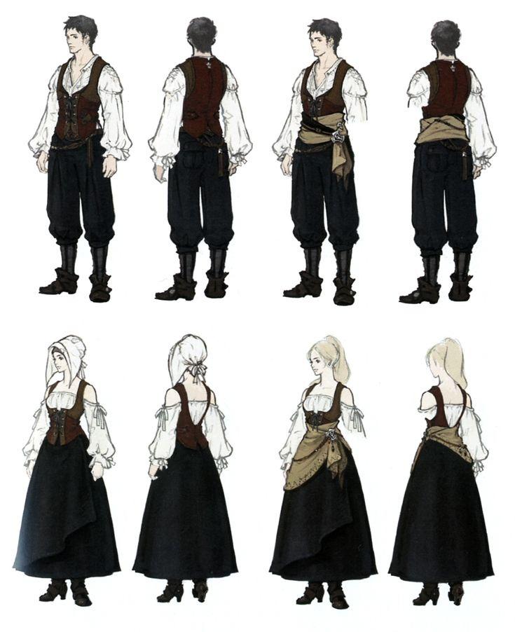 Fantasy Character Design Sheet : Best images about final fantasy on pinterest