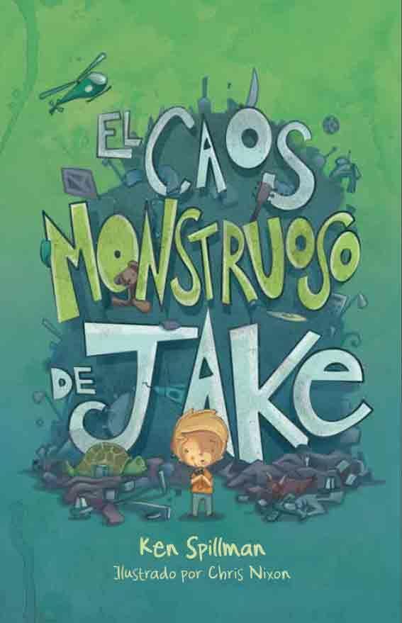 La habitación de Jake está un poco desordenada, hasta que su padre le pide que la ordene. Ha vaciado los cajones y el armario de juguetes, y ha sacado un montón de cosas olvidadas de debajo de su cama. Esta vez, Jake hará muy bien su trabajo. A su padre le espera una sopresa… pero ¡no es la que Jake había planeado! (A partir de 6 años)