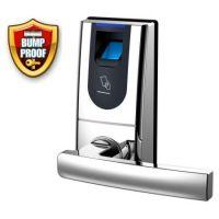 Anviz Biometric L100-II Nanotechnology Fingerprint Door Lock | RFID Card Reader :: Keyless Entry Door Locks from GoKeyless