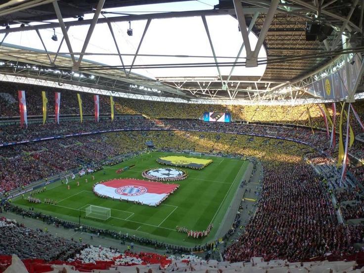 Helge @ Borussia Dortmund - Bayern München
