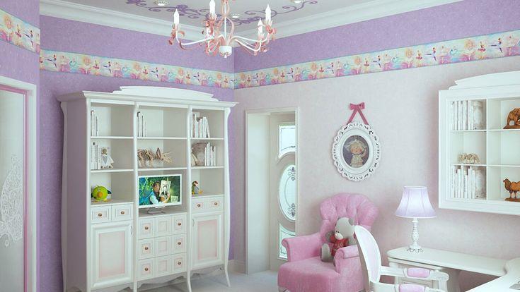 Дизайн интерьера дома в неоклассическом стиле | http://edesign.net.ua/design-interyera-doma-228m2.html