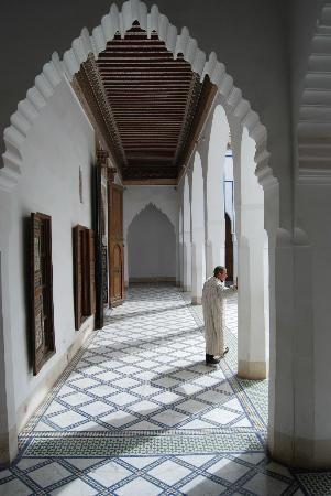 Hotel Riu Tikida Garden: Beautiful Bahia Palace,Morocco