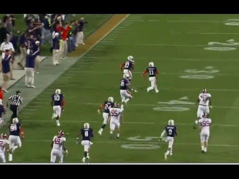 Auburn Iron Bowl 2013 WAR EAGLE!!!!!!!!!!!!!!!!!!!!!!!!!!!!!!!!!!! LaSt SecOnd on the ClocK! Best Game Everrrrrrrrr