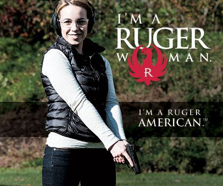 Ruger LC9S Revolver I'm a Ruger Woman