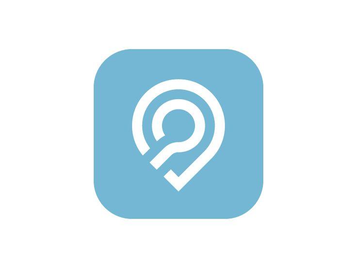 WhyGo iOS app icon (With images) Ios app icon, App icon