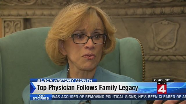 DE&A PR client featured on WDIV Local 4 News Black History Month: Dr. Lorna Thomas | News  - Home