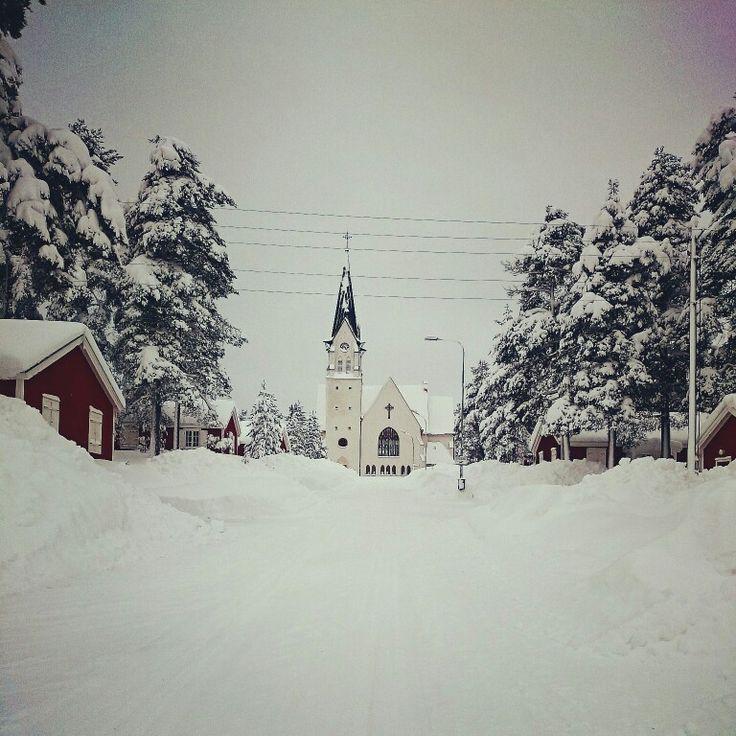 Kyrkan i Hortlax, Piteå