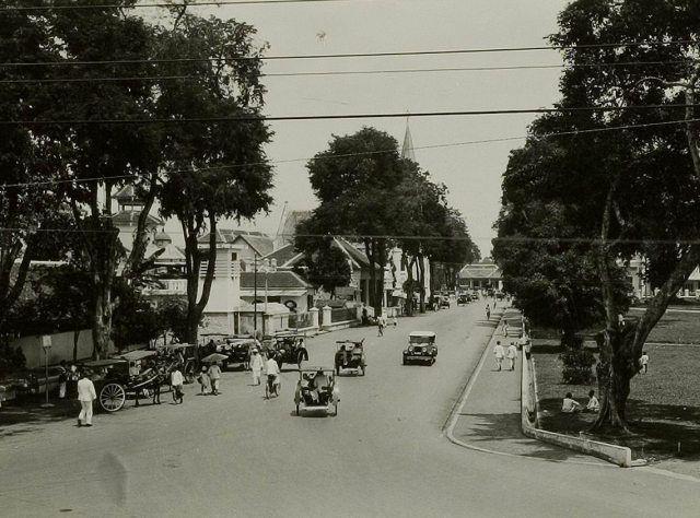 Malang: Aloen-Aloen (ca. 1930)