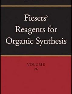 Fiesers' reagents for organic synthesis Volume 26 free download by Ho Tse-Lok; Fieser Mary ISBN: 9780470587713 with BooksBob. Fast and free eBooks download.  The post Fiesers' reagents for organic synthesis Volume 26 Free Download appeared first on Booksbob.com.