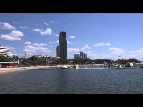 Gold Coast Broardwater near Main Beach