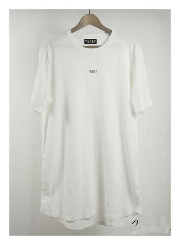 2017 Yeezy 3 Short Sleeve t shirt Men Hip Hop Streetwear Cotton stretch Pablo KANYE WEST Air Yeezy Sale Fear of God t shirt