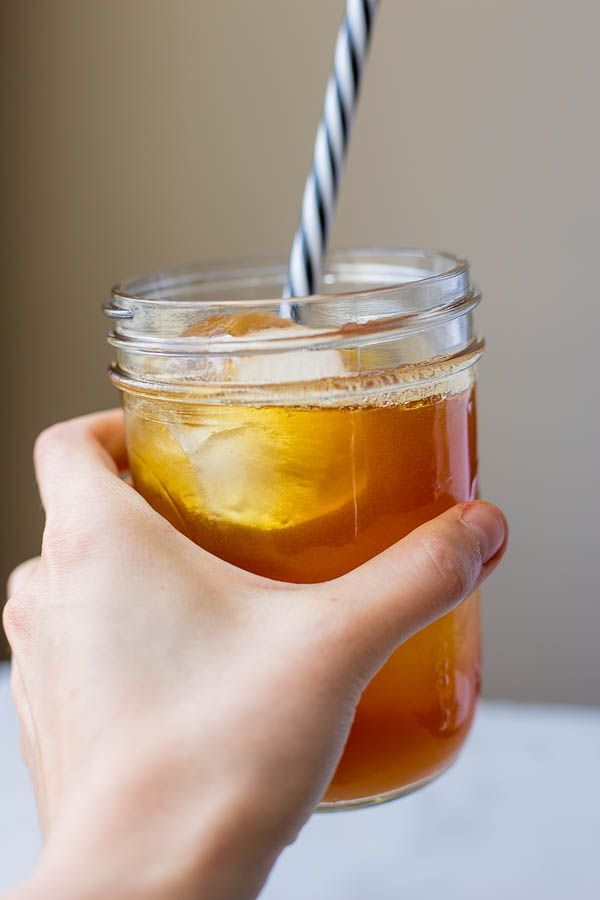 This Cinnamon Turmeric Iced Tea is a simple and refreshing summertime drink…