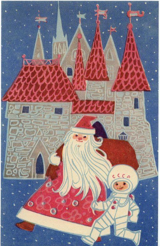 Открытка поросенок, советские открытки эстония