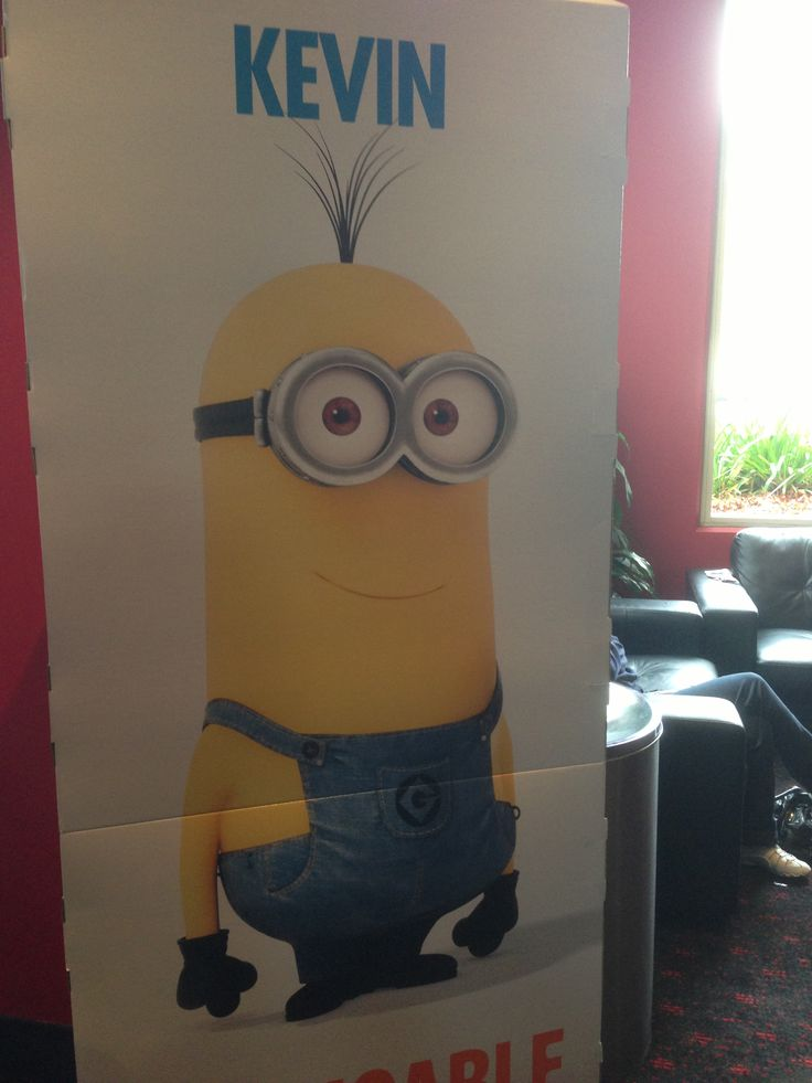 Minion Kevin | movie Characters | Pinterest | Kevin o ...