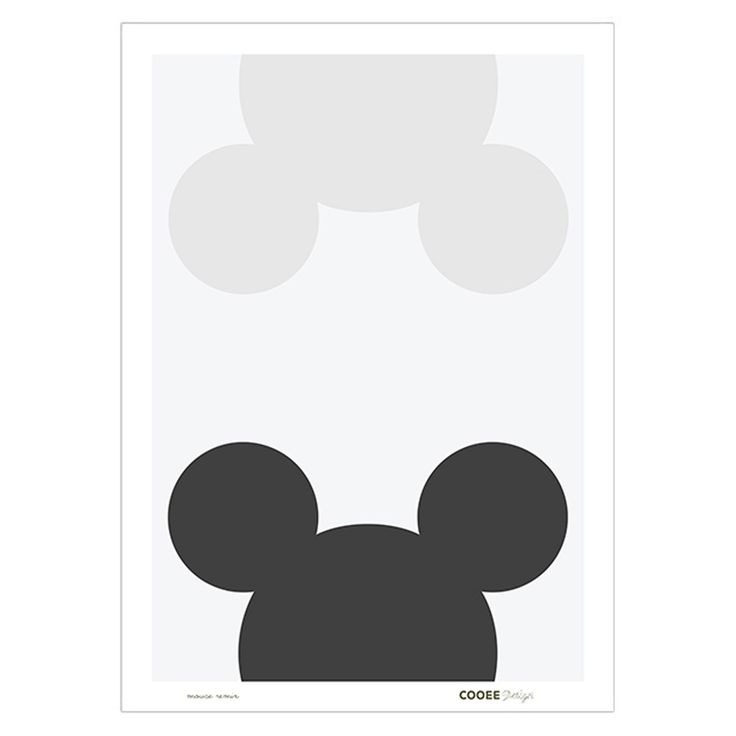 Cooee Design Poster Mouse Remix