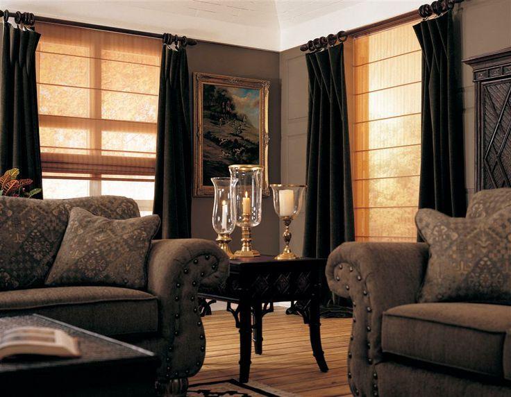 Más de 1000 imágenes sobre cortinas de hogar en pinterest ...