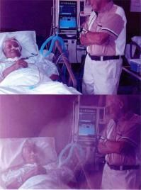 Paranormal Photo Gallery: Hospital Aura