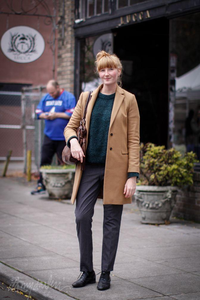 it's my darlin' seattle street style: Helene Christensen | Ballard Ave
