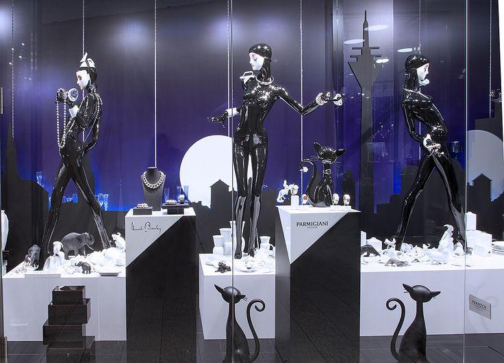 Franzen Düsseldorf vogue fashion s out catwalk at franzen concept store