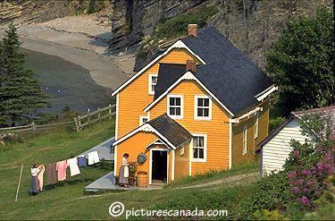 Canada, Québec, Gaspésie