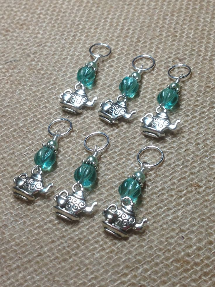 Best Knitting Stitch Markers : 17 Best ideas about Stitch Markers on Pinterest Knitting projects, Joining ...