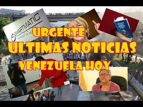 VENEZUELA ULTIMAS NOTICIAS DE HOY 3 DE AGOSTO 2017, NOTICIAS DE ULTIMA H...