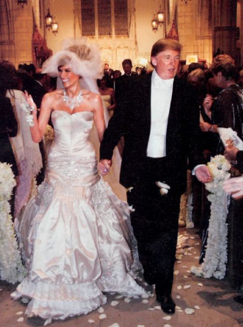 Image From Weddinghairstylegallery D 2973 1 Donald Trump WifeDonald