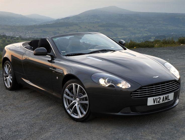astin martin | Aston martin db9