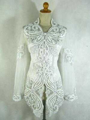 foto model baju kebaya modern terbaru 2012 - kebaya dress terbaru 2012