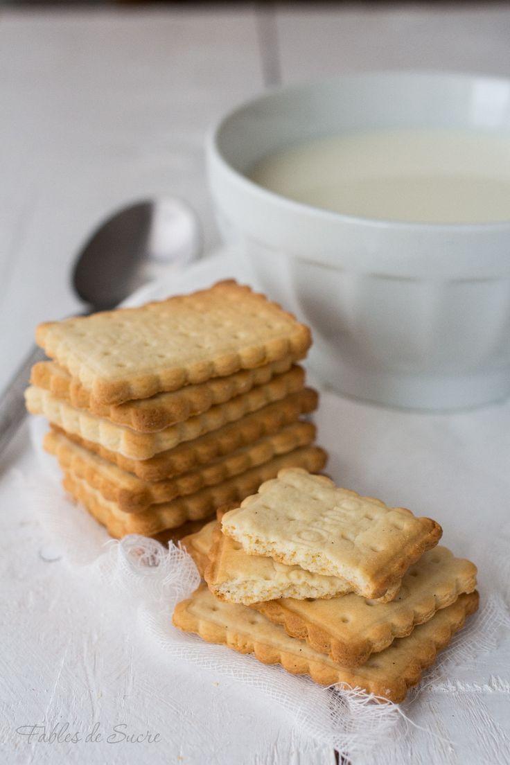 Biscuits | Biscotti secchi ricetta | Fables de Sucre