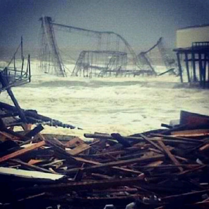 Hurricane Sandy :-(