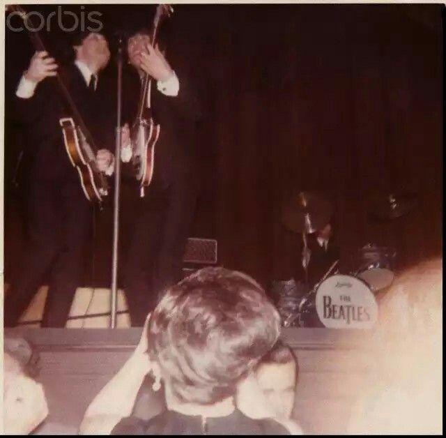 The Beatles 20/09/1964 Paramount Theatre, New York