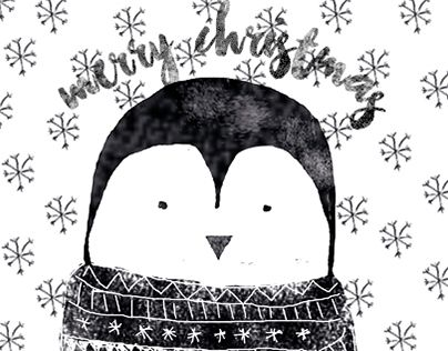 """Check out new work on my @Behance portfolio: """"christmas cards"""" http://be.net/gallery/31862801/christmas-cards"""