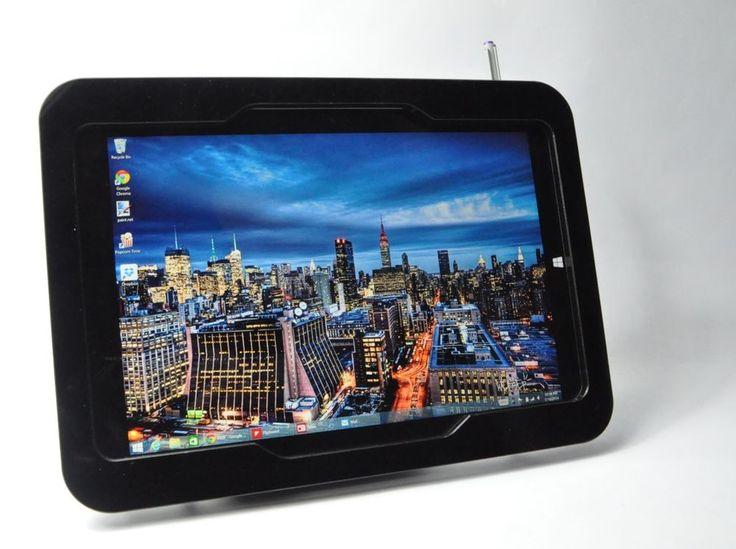MS Surface Pro 3  Black Acrylic VESA Wall Mount Kit for Kiosk, POS, Show Disply #Microsoft