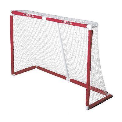 Field Hockey 4388: Mylec Official Pro Hockey Goal - Pvc, White -> BUY IT NOW ONLY: $62.99 on eBay!