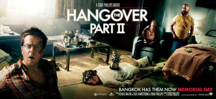 New Banner for THE HANGOVER PART II | Collider