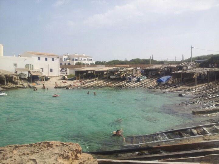 Formentera. Balearea. Spain