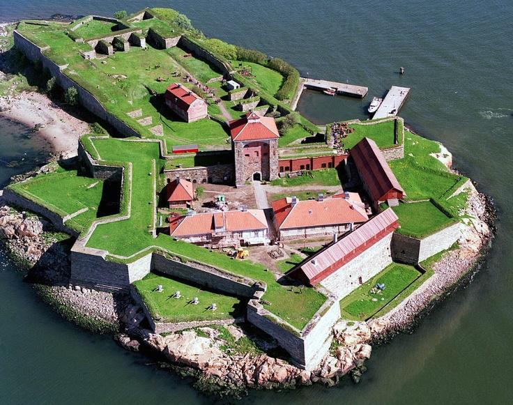 Älvsborgs castle, Gothenburg, Sweden